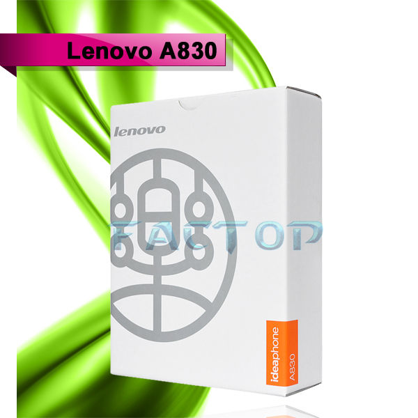 Lenovo A830 Smart Phone MTK6589 Quad Core Android 4.2 OS 5.0 Inch IPS Screen Wifi 3G GPS