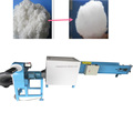 Automatic industry laboratory carding machine for fiber sheep wool
