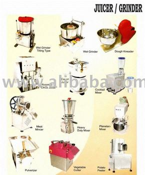 LARGE KITCHEN EQUIPMENTS