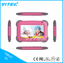 Factory Promotion Price 7 inch v max education kids tablets