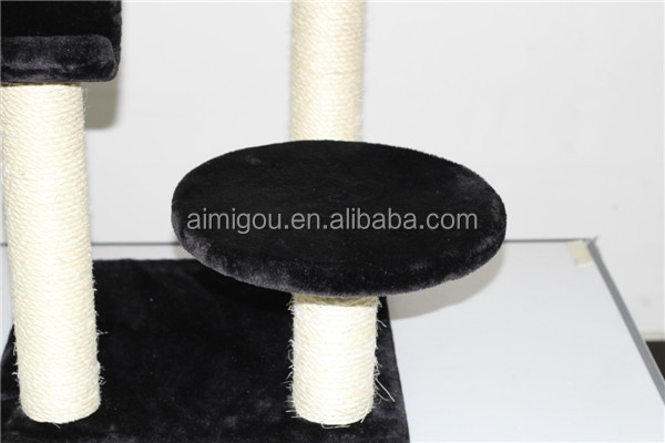 Pet manufacturer luxury cat tree top pet furniture china wholesale pet supply