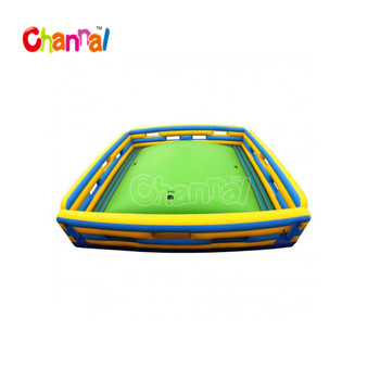 inflatable jump air bag jumping bed for kids/ inflatable jumping pillow for sale