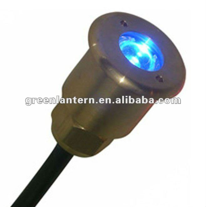 multi color mini led swimming pool light