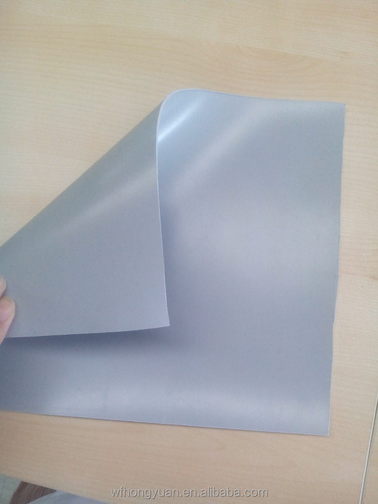 flexible pvc roofing membrane/white pvc waterproof membrane/pvc waterstop manufacture