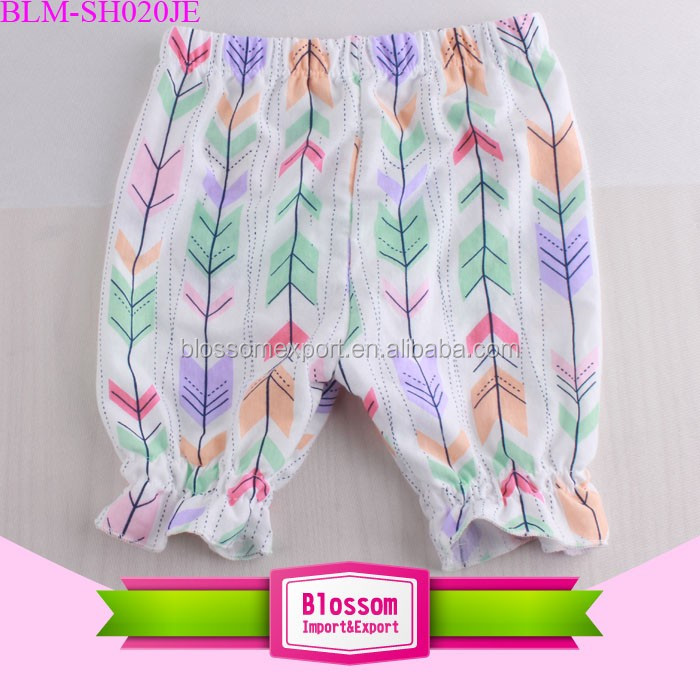 Wholesale Hipster Baby Clothes Sewing Pattern Toddler Bubble Short Leggings Pants Baby Boys and Girls Kids PP Harem Pants