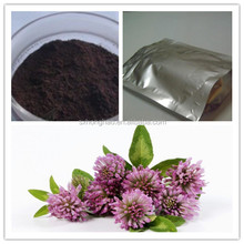 honghao high quality 8%, 20%, 40% isoflavones red clover extract