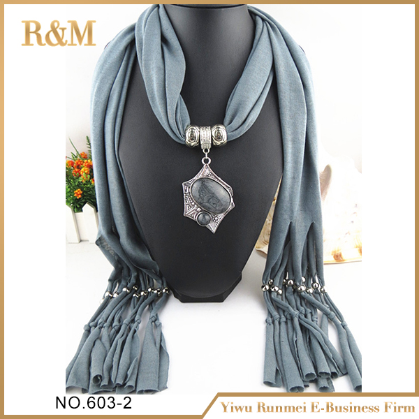 new arrival hot selling wholesale jeweled scarf