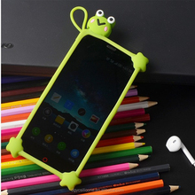 Universal Bumper Soft Silicone Mobile Phone Case For iPhone