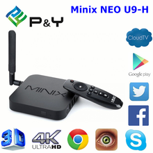 2017 Hot sales Minix NEO U9-H S912 2G 16G 4gb ram 32gb rom android tv box China manufacturer Android 6.0 TV Box
