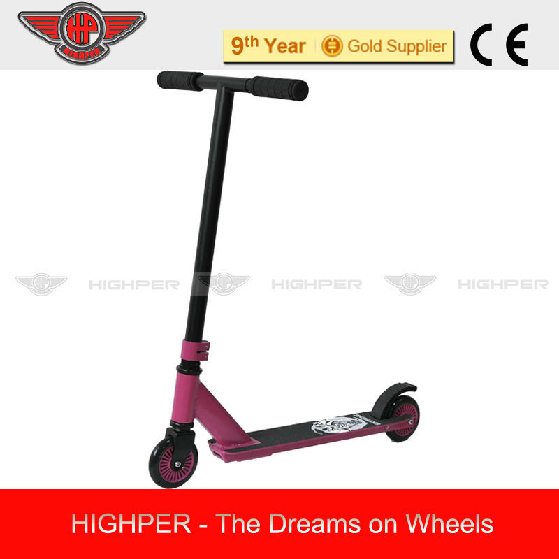 Professional Adult Pro Kick Scooter, Aluminium Extreme scooter HP-SS02