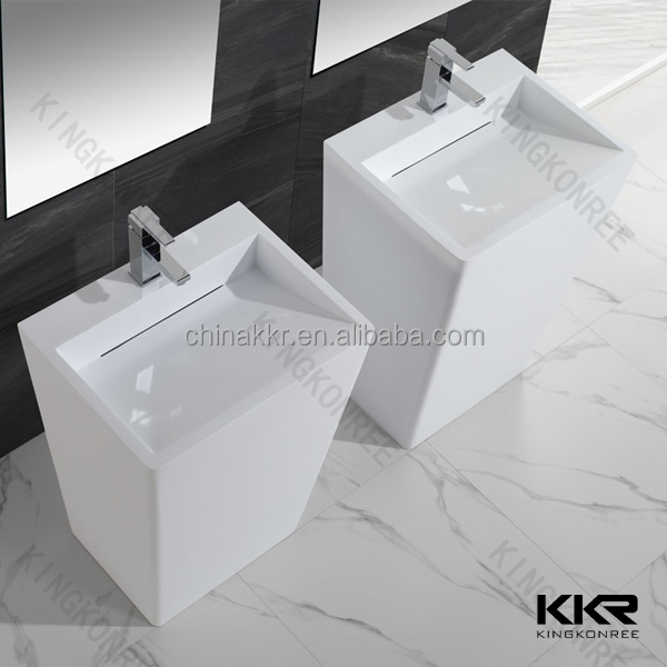surgical basin,basin acrylic solid surface sink