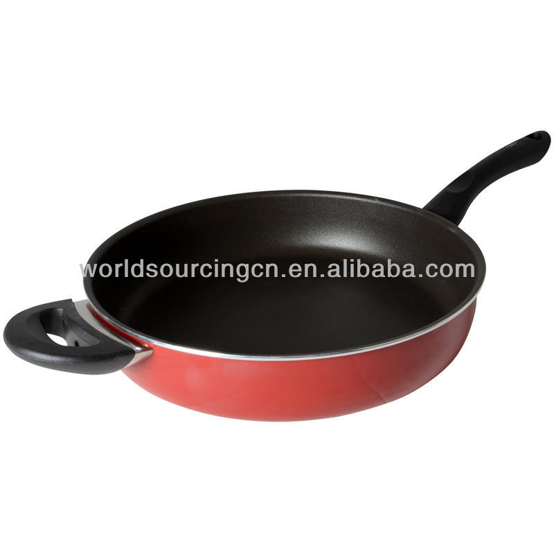 Berndes Fire 32cm Cast Aluminium Frying Saute Pan Kitchen Cookware