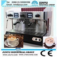 new design innovation coffee maker coffee machine with 2 groups