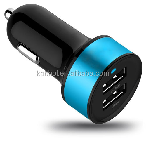 online shopping Micro Dual Usb Car Charger 5V 3.1A for car iPhone 6S Plus 6 Plus 6 5SE 5S 5 5C4S Samsung Galaxy S7 S6 ipod class