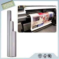 Yesion Best Hot Sales ! Cheap Price High Speed 100gsm Sublimation Transfer Paper ,Manufacturer
