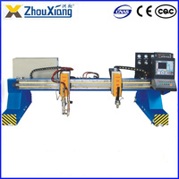 Newest Gantry Type CNC Plasma Metal Cutting Machine for Cutting Sheet