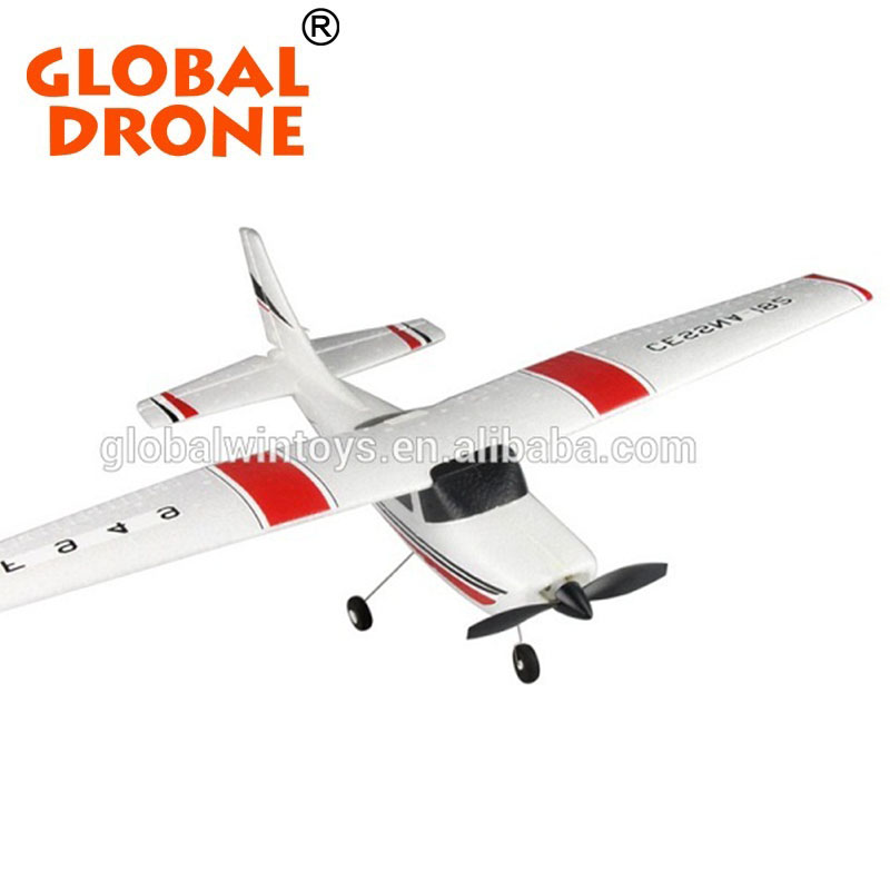 Wltoys F949 Sky King 2.4G 3CH RC Airplane Push-speed glider Fixed Wing Plane Mini Drone
