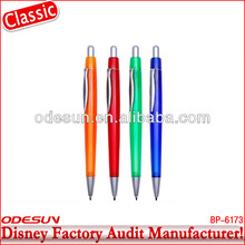 Disney factory audit manufacturer's advertising ball pen 142111