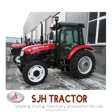 new condition SJH 90hp 4wd farm tractors for sale in tanzania