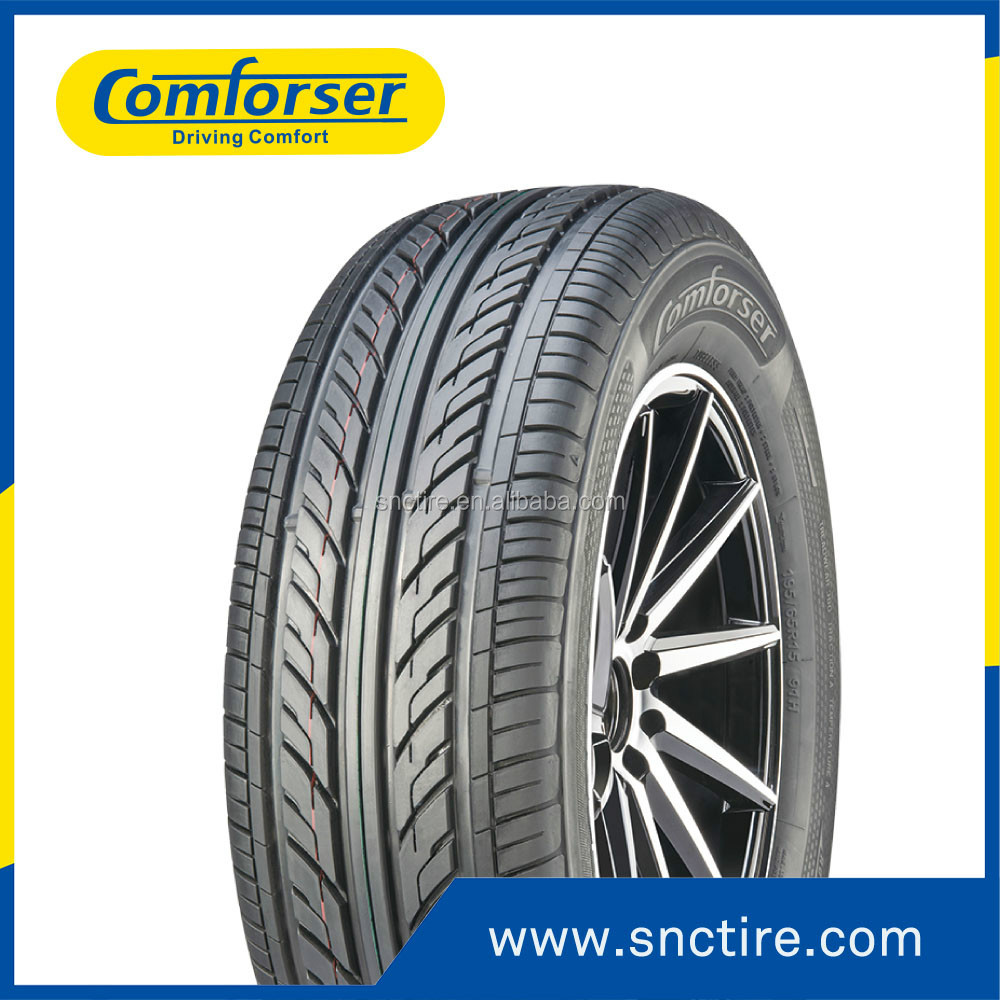 COMFORSER car tires Semi Steel radial Passenger Car Tires PCR tires