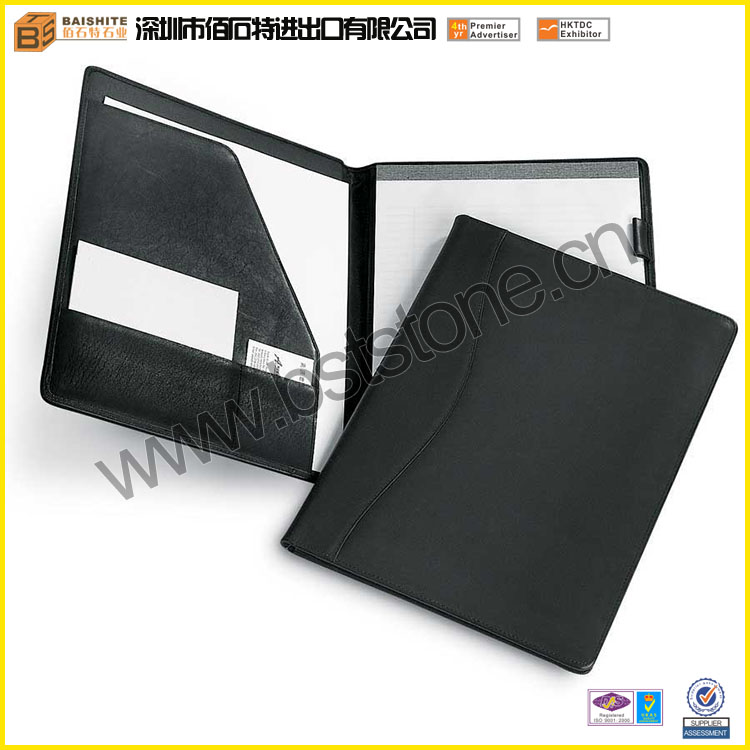 Simple A4 Writing Pads Portfolio, Handmade Note Pads Folder