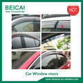 Side Window Rain/Wind Deflector Shade Visors Guard For Volkswagen 99-06 Golf MK4