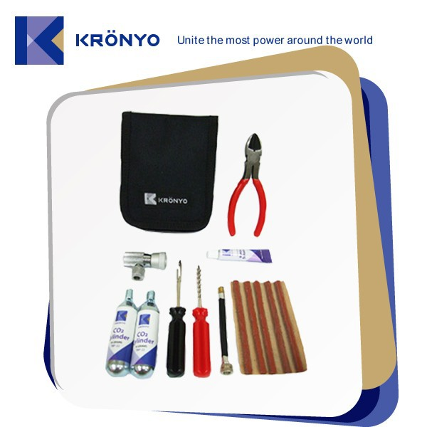 KRONYO v17 tire repair tool used for car and moto z52