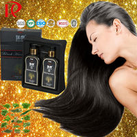 magic shampoo/henna hair dye/permanent hair color