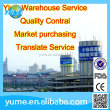 Yiwu Professional USA taobao Agent Wanted Service Free Warehouse Service Sourcing Service China Buying Agent 0.5-3%Commission