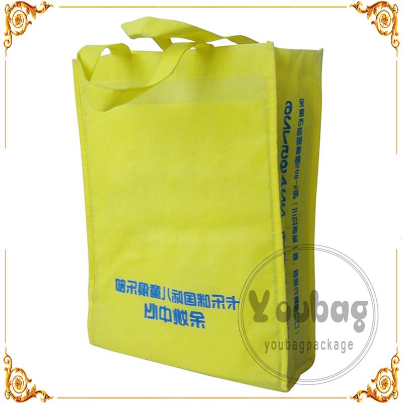 lovely pp professional eco trendy laminated non woven bags local printing