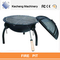Outdoor Folding BBQ Grills Foldable Camping Fire Pit