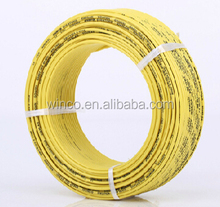 Copper/Aluminium Conductor Building PVC Wire BVVB/BLVVB 1.5/2.5/4/6/10/16 mm2 PVC Wire 330/500V