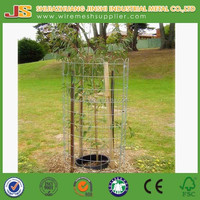 PVC coated wire mesh tree guard