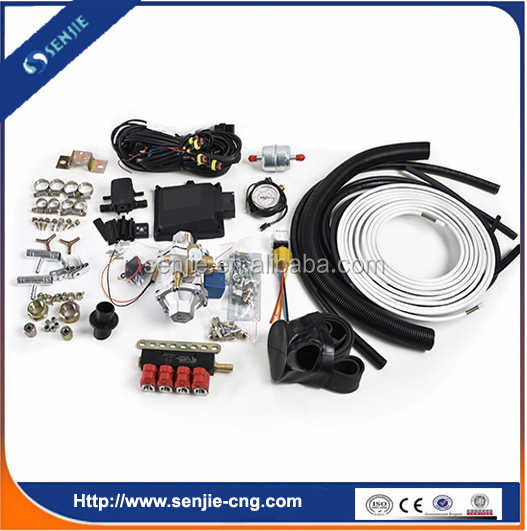 LPG/CNG sequential conversion kit