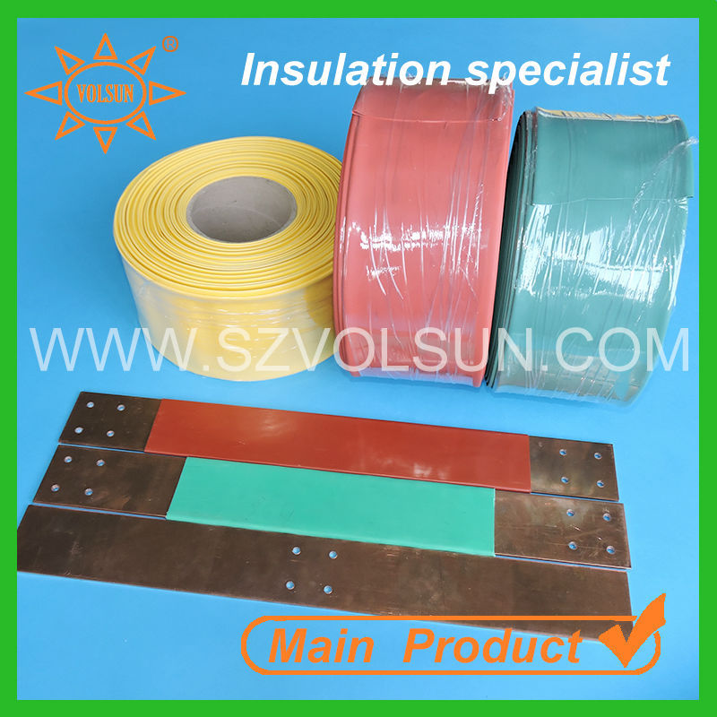 High Voltage Busbar Insulation Heat Shrink Sleeve