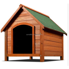 cheap wholesale outdoor waterproof OEM wooden dog cage