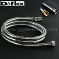 304# Stainless Steeel Shower Hose ,Rotational Nut, EPDM Double-lock 1.5m-2.0m ACS Certification shower hose