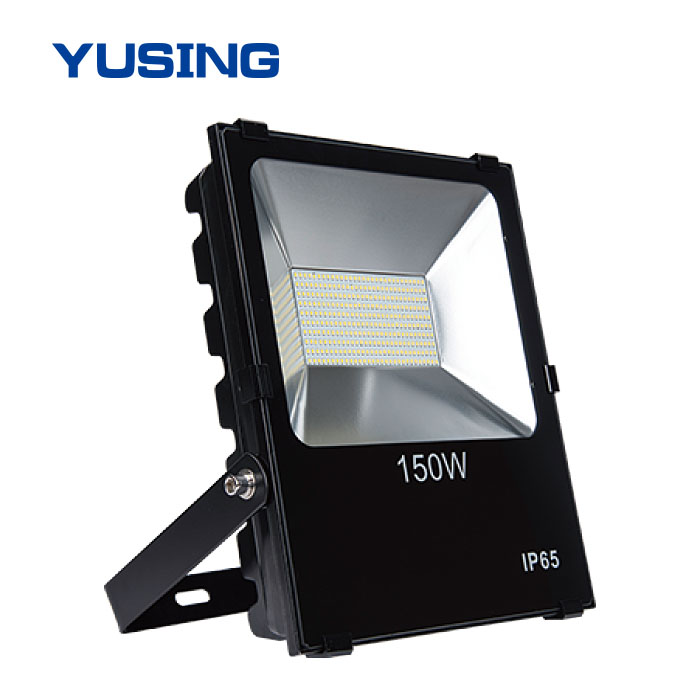 Yusing High Power SMD LED Reflector IP65 150W LED Floodlight