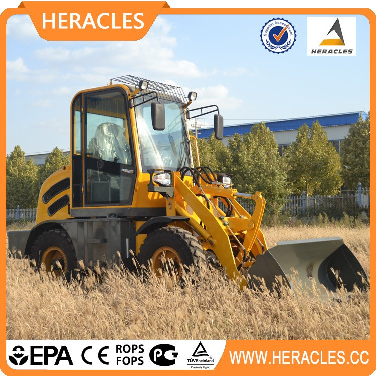 wholesale cheap chinese mini wheel loader