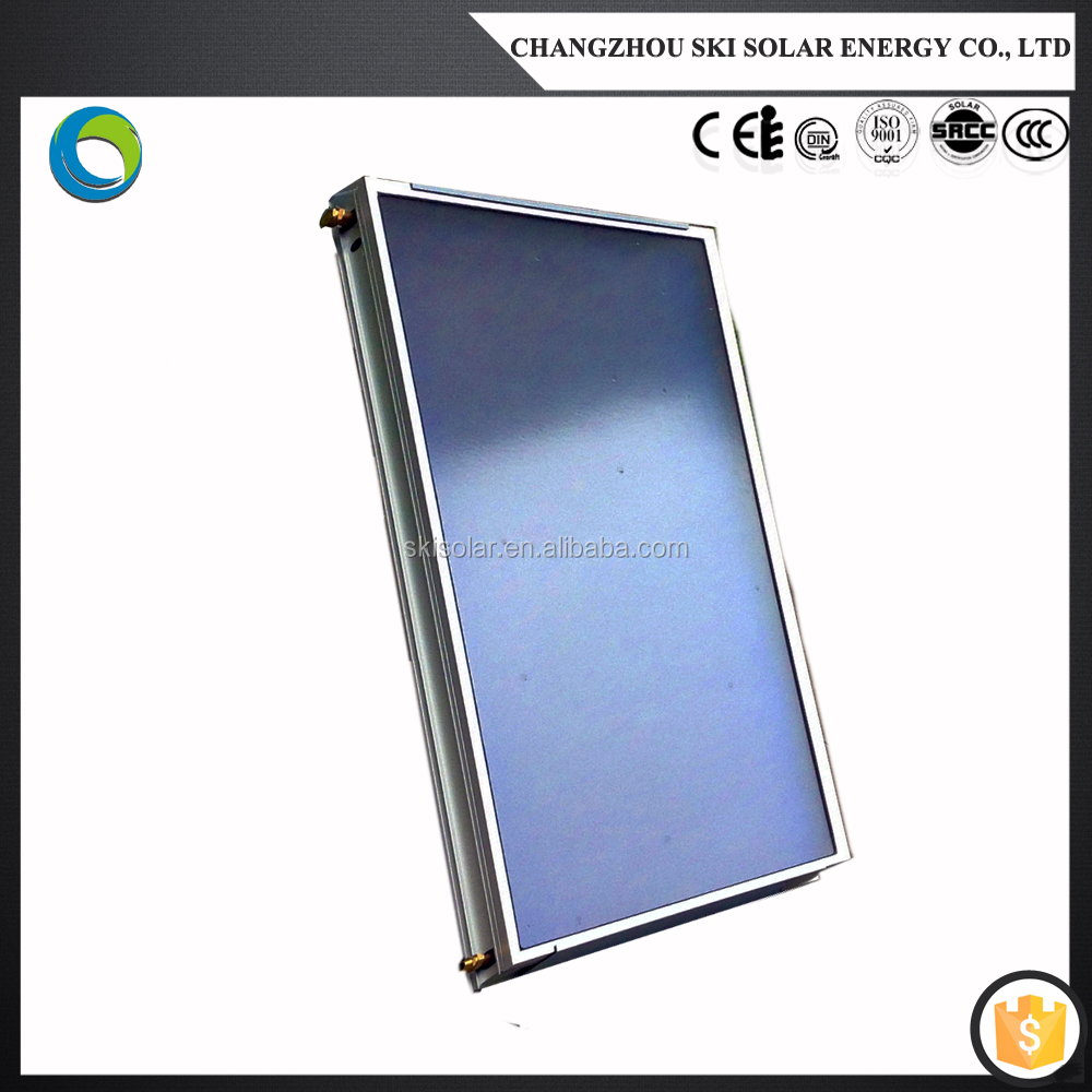 Two sq meters Flat Plate Solar Collector (Solar Keymark)