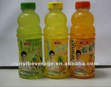 Fruit Flavored Juice Drink with Granules
