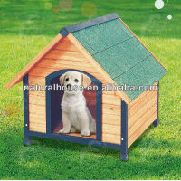 Hot selling Custom Wooden pet house,rain cover for pet house