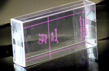 PVC/PET clear plastic cupcake boxes packaging
