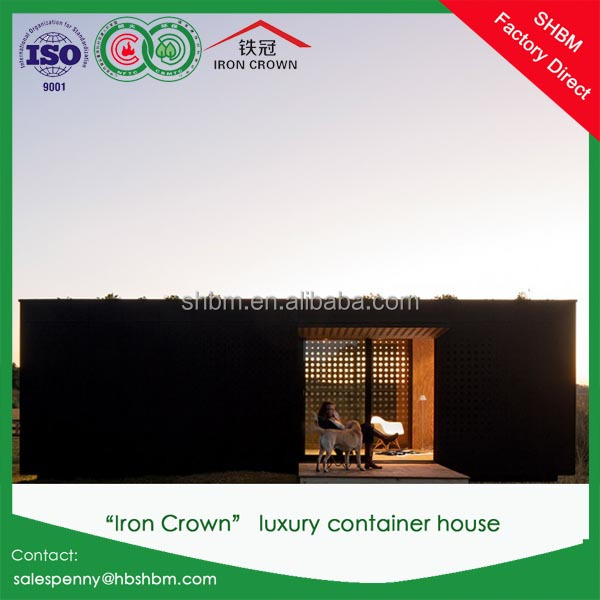 20ft 40ft fast construction prebuilt container house kit china cheap container house used
