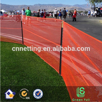 High quality HDPE Traffic Safety mesh Scaffold warning safety net road windbreak fence mesh