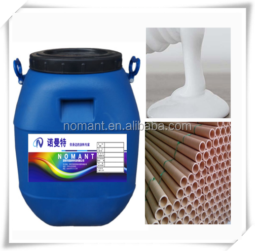 water-based Acrylic white latex glue for Furniture BOPP/PET film paper plastic adhesive/ super glue