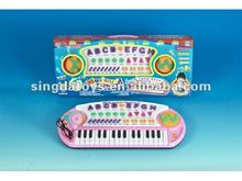 32 keys English electronic keyboard toy with microphone