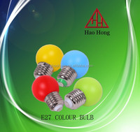 HAO HONG CE Proved edison led colour bulb