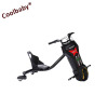 Coolbaby mini kids scooter electric 3 wheels
