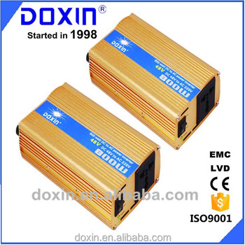Cheap power inverter! Guangzhou DOXIN 48V 800W DC to AC modified sine wave power inverter